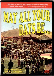 """""""May All Your Days Be . . . """""""