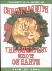 Christmas with the Greatest Show on Earth