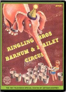 Ringling Bros. and Barnum & Bailey Circus (Television Highlights of) 1961