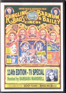 Ringling Bros. and Barnum & Bailey Circus (Television Highlights of) 1984