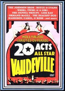 All Star Vaudeville (1950-1951)