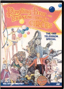 Ringling Bros. and Barnum & Bailey Circus (Television Highlights of) 1969