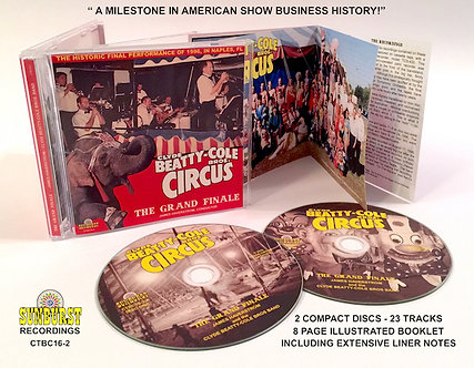 Clyde Beatty-Cole Bros. Circus: The Grand Finale