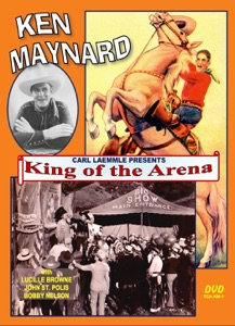 King of the Arena with Ken Maynard (1933)