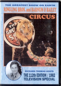 Ringling Bros. and Barnum & Bailey Circus (Television Highlights of) 1982