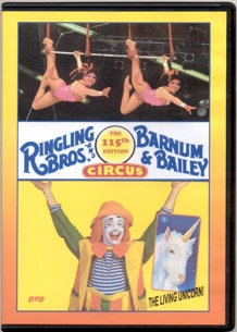 Ringling Bros. and Barnum & Bailey Circus: In Search of the Living Unicorn