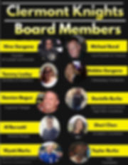 Clermont Knights Board of Directors