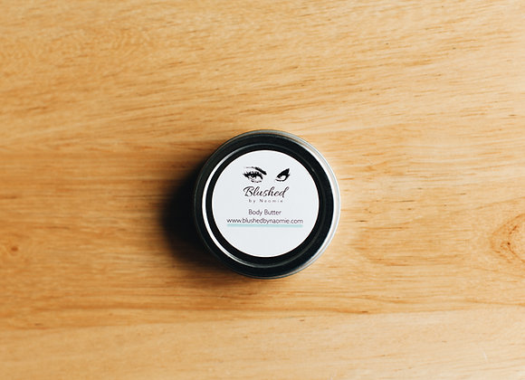 1oz Body Butter (Travel Size)