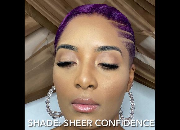 Sheer Confidence