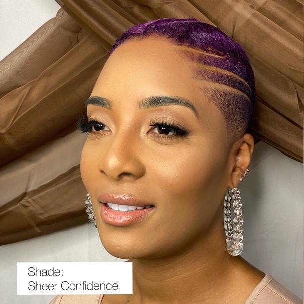 Shade: Sheer Confidence