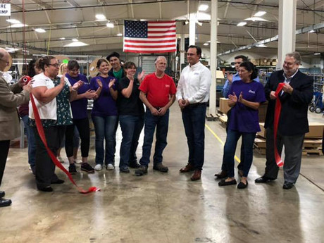 Lexington Company Celebrates New Ownership With Ribbon Cutting