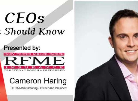 Cameron is a CEO....you should know