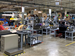 Who is on our Manufacturing Team?