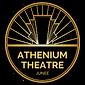 Athenium Logo - black and gold transpare