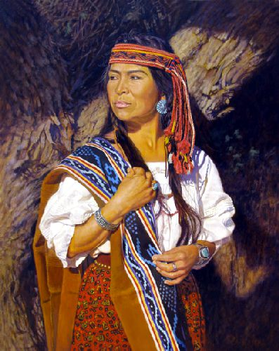 Apache Queen (SOLD)