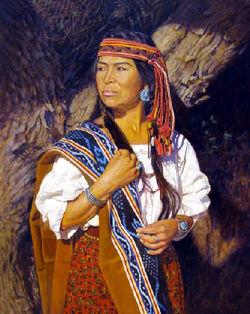 Apache Queen (SOLD)