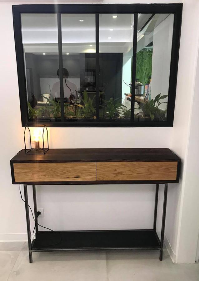 KDC-creation-meuble-bois-acier-commode
