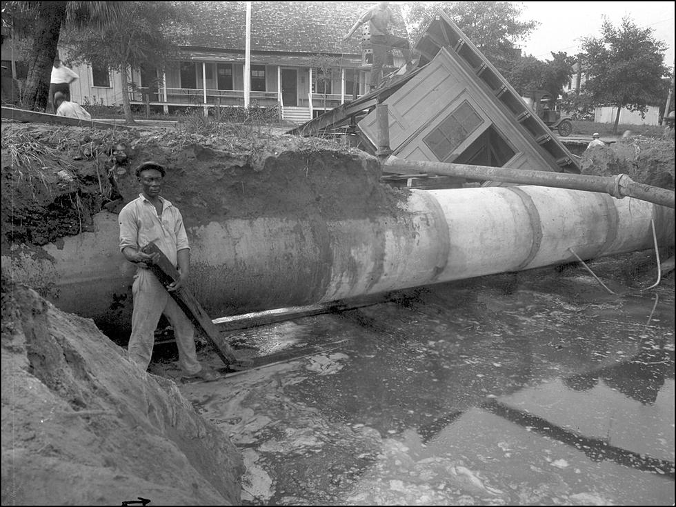 Florida Concrete Pipe Home