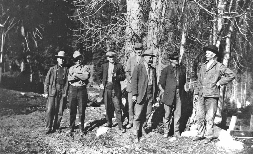 Cornucopia Men in Trees 1900-1915.jpg