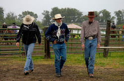 Panhandle Rodeo Cowboys