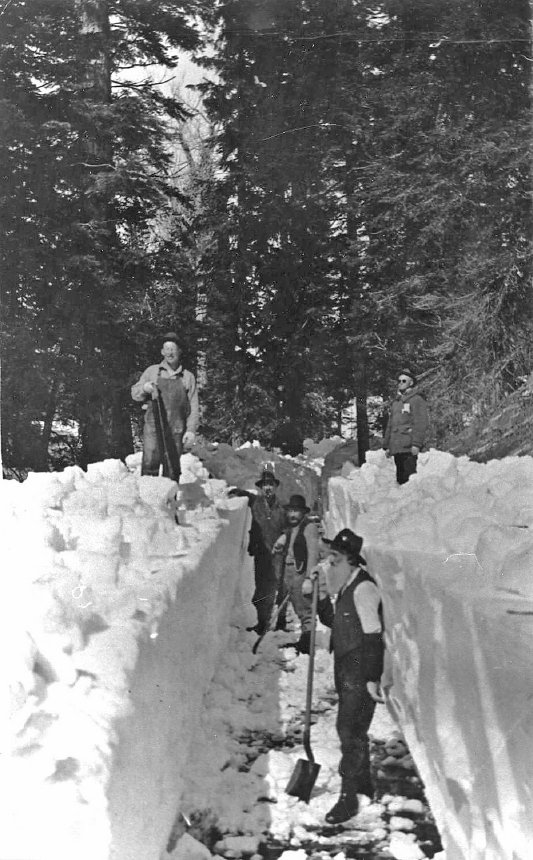 Cornucopia Men Digging Snow Path 1910-20.jpg