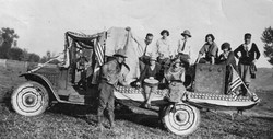 Halfway Truck Decorated for Parade 1920.jpg