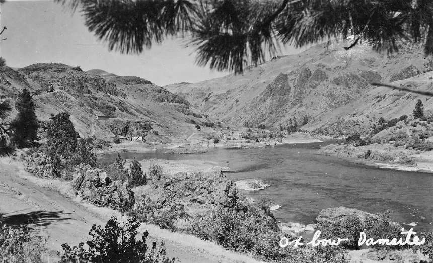 Oxbow Damsite before construction 1950.jpg