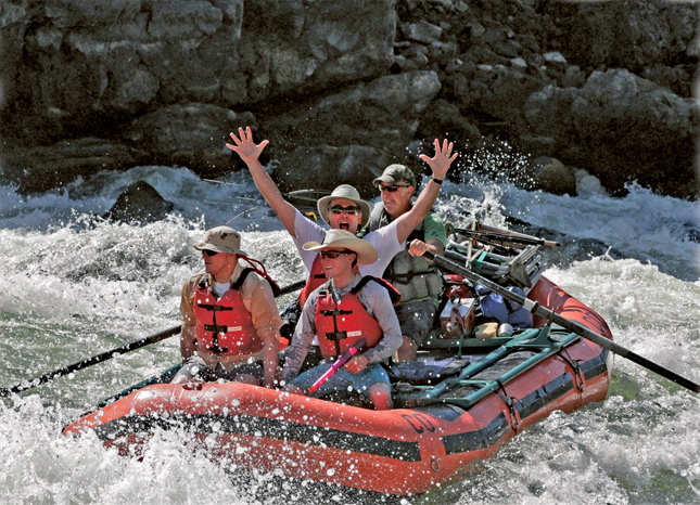 canyon outfitters - action 1