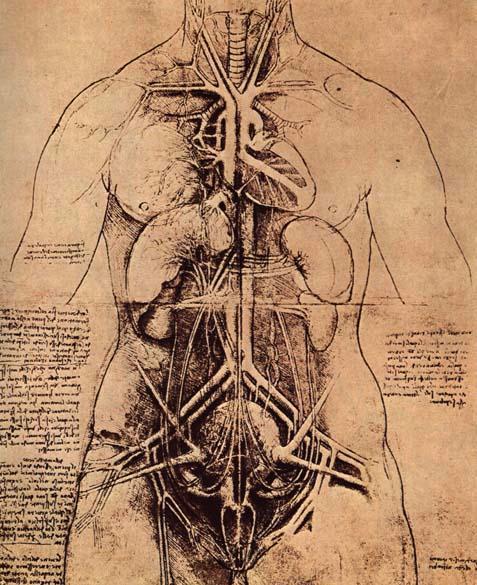 The Mechanical Woman - L. de Vinci