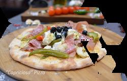 capriciosa pizza