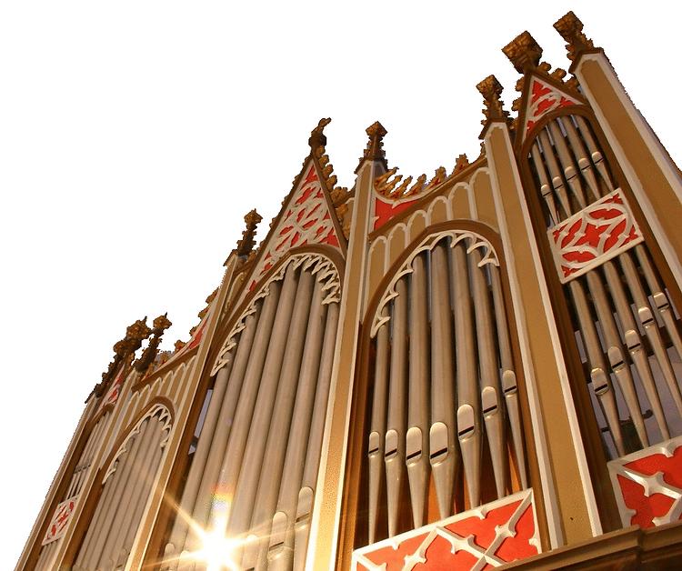 Simuna kiriku orel