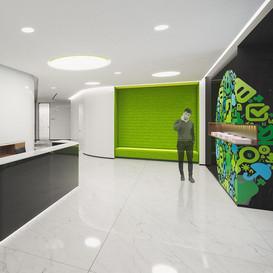 INTERNATIONAL COMPANY HQ