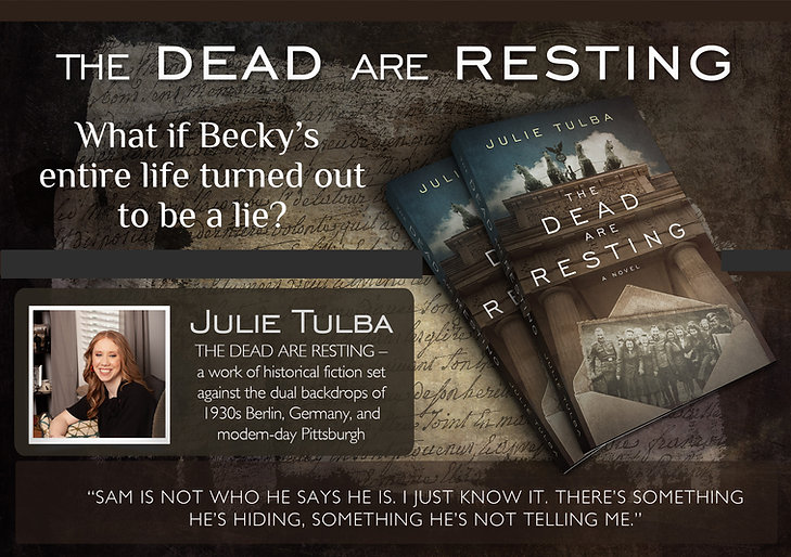 The Dead are Resting High-Resolution Ad
