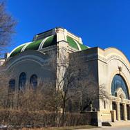 Rodef Shalom Congregation-Pittsburgh, Pennsylvania