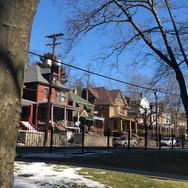 Squirrel Hill neighborhood-Pittsburgh, Pennsylvania