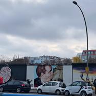 The East Side Gallery-Berlin, Germany
