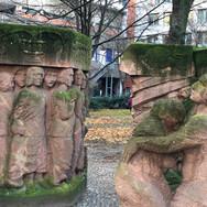 Rosenstraße Monument-Berlin, Germany