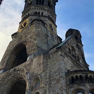 Kaiser Wilhelm Memorial Church-Berlin, Germany