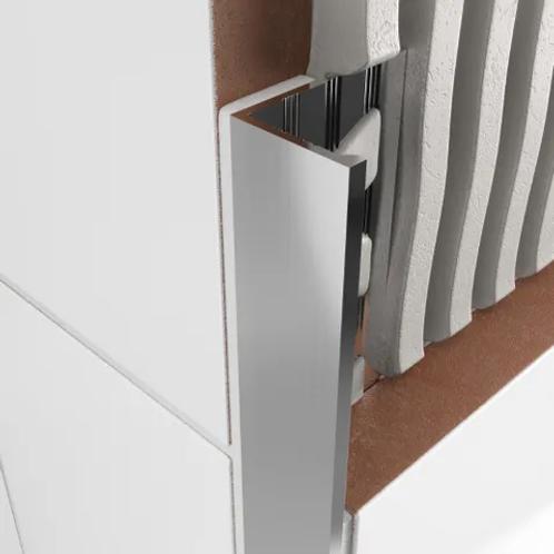 Aluminium Angle-Bright Silver 11mm
