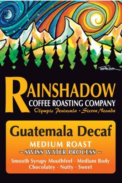 Guatamala Decaf - Medium Roast