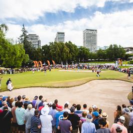 Itaú Abierto Club de Golf Los Leones Presentado por Ford 2018