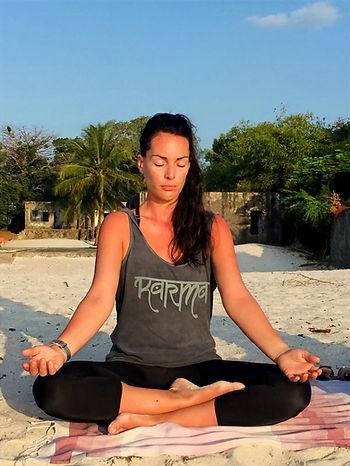 hatha yoga meditation and breathing techniques