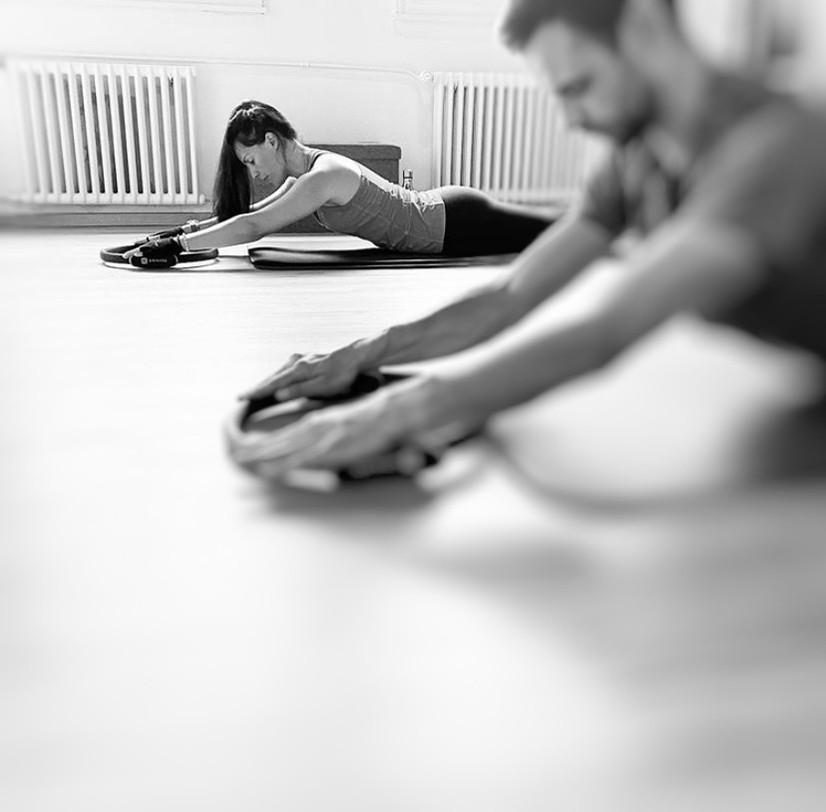pilates classes in lausanne