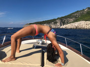 full wheel hatha yoga pose