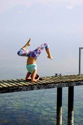 yoga pose lutry Switzerland