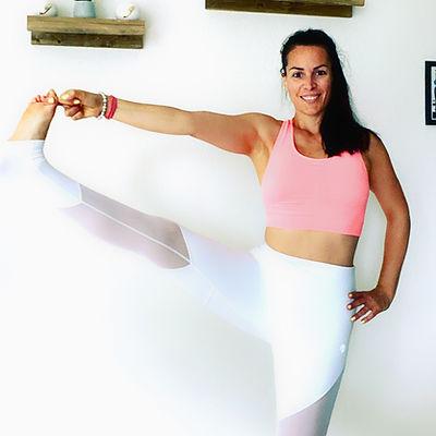 yoga teacher lausanne