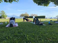 activ wellness yoga pilates outdoor lausanne rocio