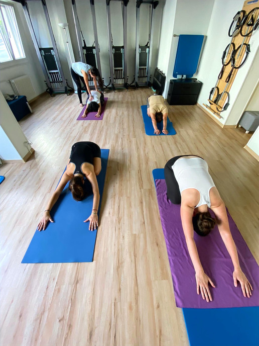 yoga classes near me