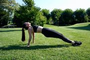 pilates morning workout