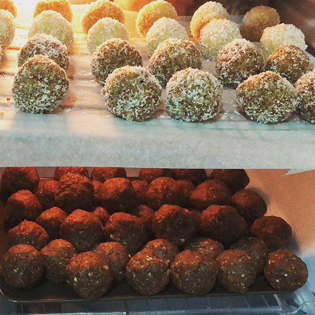 protein balls homemade